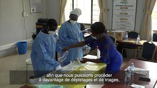Assurer la sécurité des professionnels de la santé : formation PCI en Ouganda