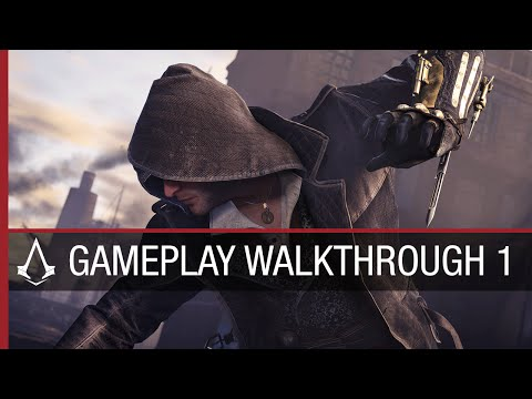 Assassin's Creed Syndicate Gameplay Walkthrough 1 [US]