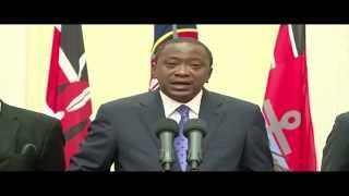 Uhuru orders TSC to pay September salaries