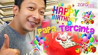Video Selamat Ulang Tahun Papa Tercinta | Kado untuk Papa dari Zara Cute & Little Kenzo download MP3, 3GP, MP4, WEBM, AVI, FLV September 2018