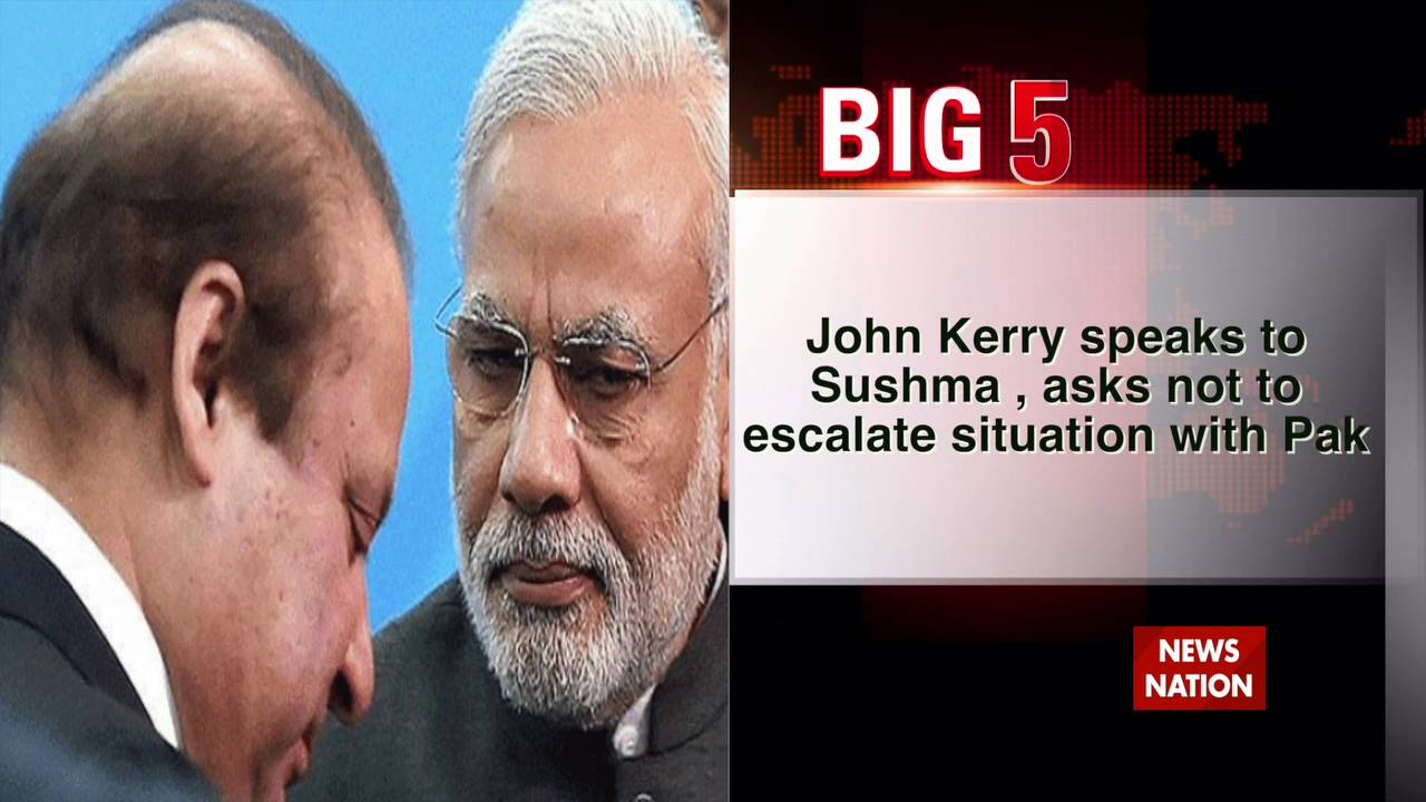 Big 5: Indian Army launches surgical strike in PoK