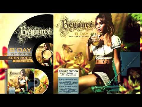 CD Beyoncé - B'Day Deluxe Edition 2007