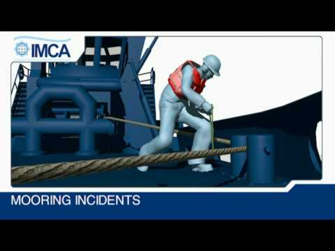 IMCA SEL 038 Mooring incidents