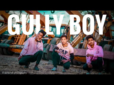 Gully Boy Asli Hip Hop Se  Pithampur  Boyz. Sandeep  Vikash Pravesh