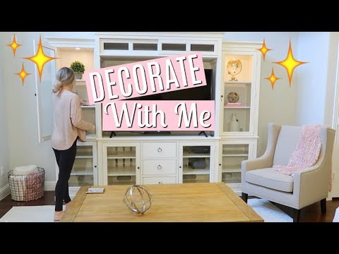 DECORATING MY NEW HOUSE! | HOME DECOR HAUL | Tara Henderson
