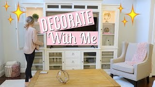 DECORATING MY NEW HOUSE! | HOME DECOR HAUL | Tara Henderson