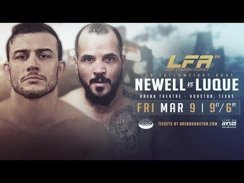 Legacy Fighting Alliance 35 Prelims - Eddie Torres vs Edurado Anaya