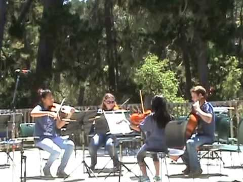 Ocean Pines String Concert. Quartet.