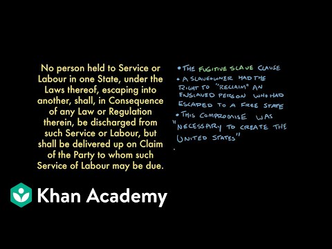 Article IV of the Constitution | US Government and Politics | Khan Academy