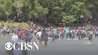 Mexico sending migrants back to Honduras; Brazil prosecutors charge 16 over dam collapse