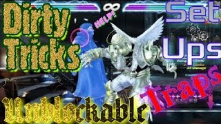 ????Armor King Wall Tech-Traps, Tricks, and Situational Combos✴