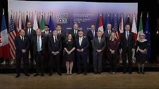 G7 unite to condemn Russia