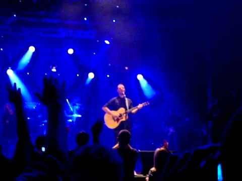 Concerto Hillsong Australia Live@Milano - All I Need Is You - Marty Sampson 21.11.2011