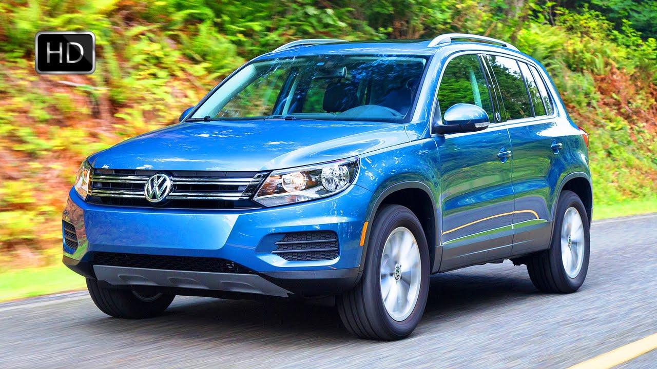 2017 Volkswagen Tiguan Wolfsburg Edition Us Version Exterior