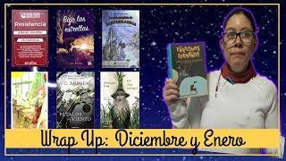 Wrap Up // Diciembre y Enero / 18 - 19