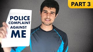 Police Complaint against Dhruv Rathee! | BJP IT Cell Part 3