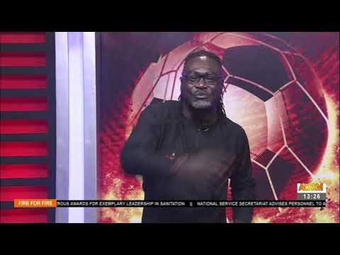 GFA and Sports Ministry, CK Akonnor unhappy with unpaid salary - Fire 4 Fire on AdomTV (23-8-21)