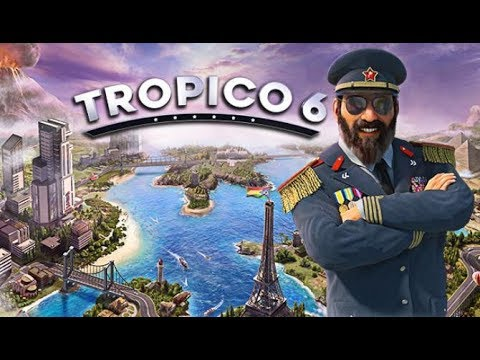 Tropico 6 Game Play Walkthrough / Playthrough |
