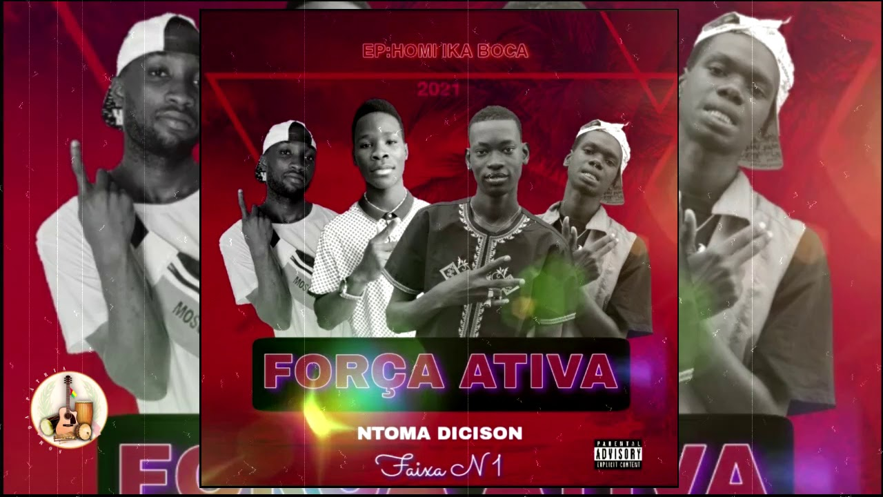 Download FORÇA ATIVA - N'TOMA DECISON [Música Oficial] 2021