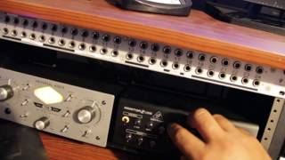 Behringer Monitor2USB review