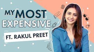 Most Expensive Things ft. Rakul Preet | De De Pyaar De | Pinkvilla | Bollywood