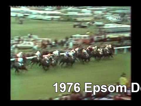 1976 Epsom Derby Full Race Empery And Lester Piggott