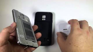 Anker 7500mAh Extended Battery Combo for Samsung Galaxy S5 Review