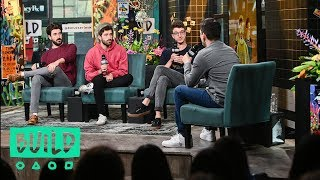 """AJR Chat About Their Latest LP, """"Neotheater"""""""