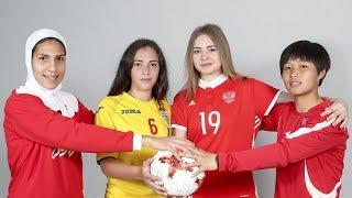 КНДР - Иран | U-19 | Кубанская весна-2018 | РФС ТВ