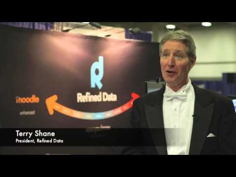 Customer Testimonial: President of Refined Data Terry Shane - Online Content Distribution and Print