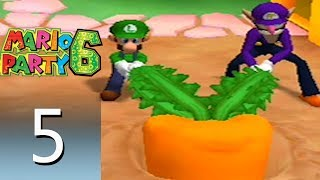 Mario Party 6 – E. Gadd's Garage [Part 5]
