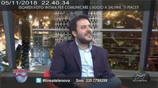 A Schierati la rottura tra Salvini e Isoardi. Tu con chi stai?