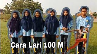 Download lagu  Pembelajaran Lari Sprint 100 M Penjasorkes MP3