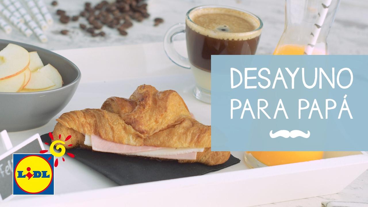 Desayuno para pap recetas d a del padre youtube for Comidas para sorprender