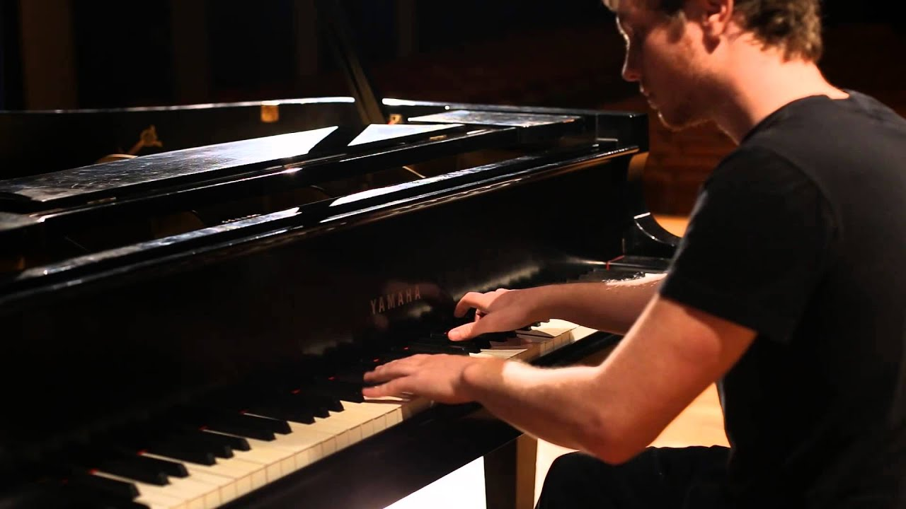 In Your Own Words: UNC Asheville Music Alum Parker Heck