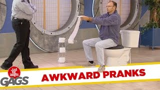 Most Awkward Pranks  Best of Just For Laughs Gags
