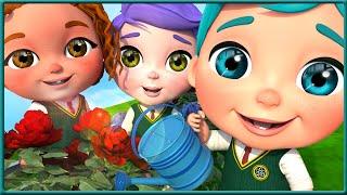 Garden Full of green +The BEST SONGS For Children- Viola Kids Original Songs [HD]