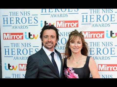 The Grand Tour Presenter Richard Hammond Dazzled after NHS Heroes Awards