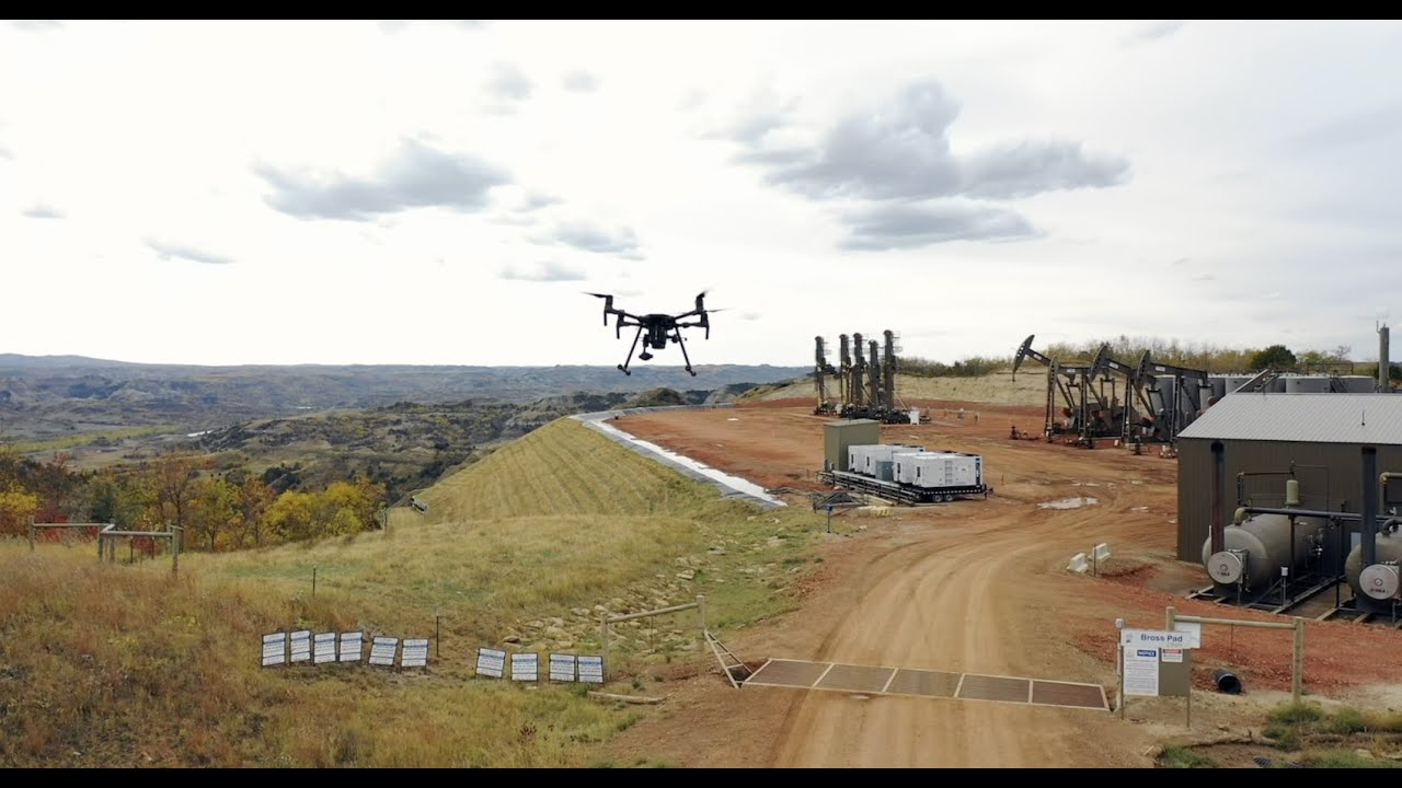 Transforming Oil and Gas Inspections with Drones