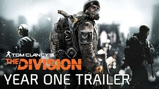Tom Clancy's The Division - Year One Trailer [UK]