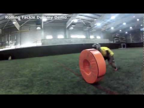 Rolling Tackle Dummy Demo