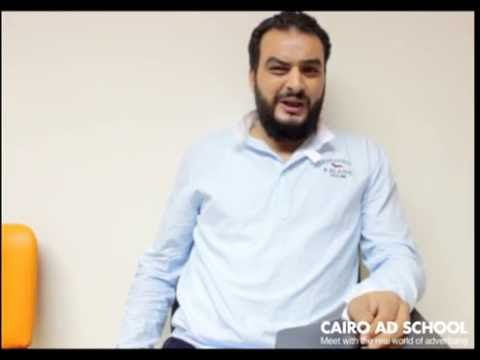 Cairo Ad School student review / Mongy - Art director