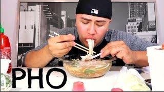 PHO Mukbang Vietnamese Food