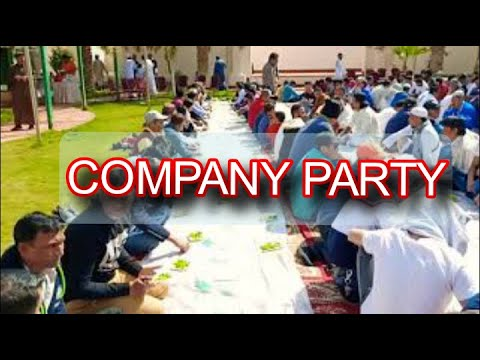 Taiyabah company party