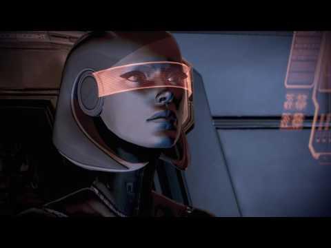 Mass Effect 3. Дредноут гетов. (15)