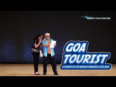 Goa Tourist - a Comedy Act by Nerissa Cardozo & Caji Dias
