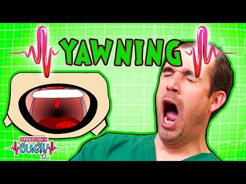 Operation Ouch - Contagious Yawning | Human Head
