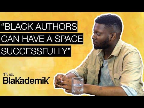 Growth Of Black Authors - BLAKADEMIK