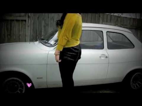 OOTD - Yellow & Sequins - 동영상