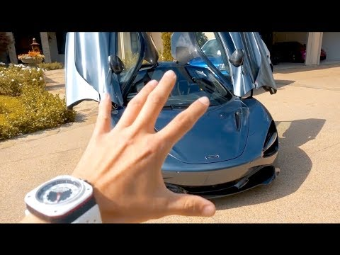 5 Things I hate about my McLaren 720s *Virgin Style*